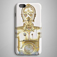 Phone Case Star Wars iPhone 7 Case C-3PO Samsung Galaxy S8 - Ships Free
