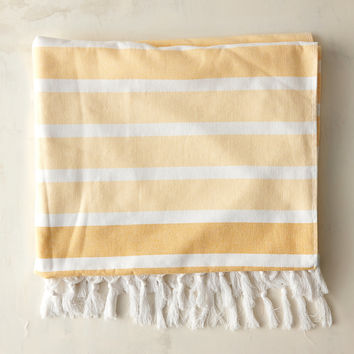 Double-Sided Ombre Beach Towel