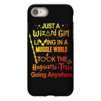 Just A Wizard Girl Living In A Muggle World iPhone 8