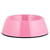 Top Paw® Glitter Dog Bowl