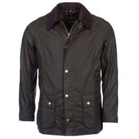 Ashby Waxed Jacket in Olive by Barbour - FINAL SALE