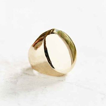 Exaggerated Statement Ring