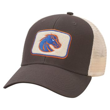 Boise State Broncos Farmers Mesh Adjustable Hat