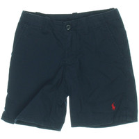 Ralph Lauren Toddler Boys Solid Bermuda Shorts