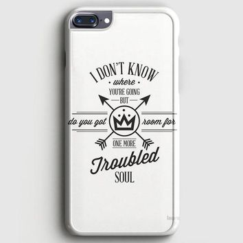 Fall Out Boy Lyric Case iPhone 8 Plus Case | casescraft