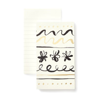 kate spade new york Small Notepad - Daisy