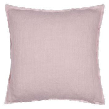 Designers Guild Brera Lino Pale Rose Decorative Pillow