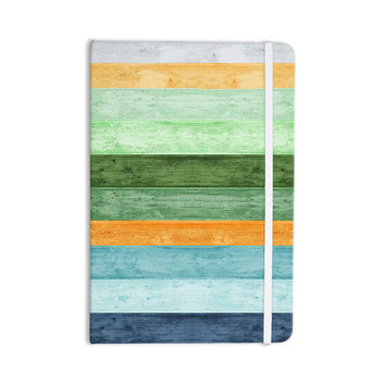 "Monika Strigel ""Beach Wood Blue"" Everything Notebook"