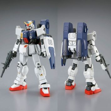 Mobile Suit Gundam 08 MS Team HGUC 1/144 Plastic Model : RX-79 [G] Gundam Ground Type with Parachute Pack [PRE-ORDER] - HYPETOKYO