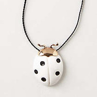 Anthropologie - Lucky Spots Pendant Necklace