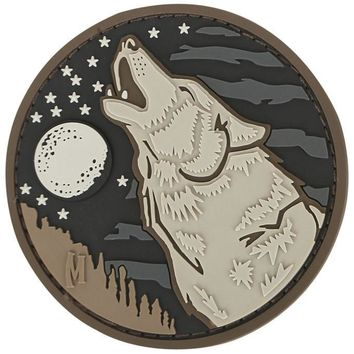 Maxpedition Wolf Patch