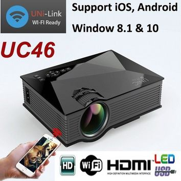 Mini Projector Micro Full HD