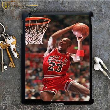 LMFUG7 Air Jordan Basketball iPad 4 iPad 5 Case|iPhonefy