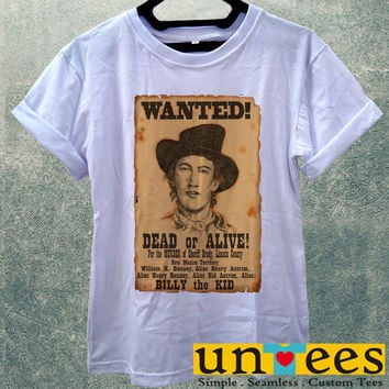 Billy The Kid Men T Shirt
