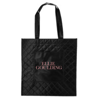 Ellie Goulding - Quilted Logo Tote - TM Stores