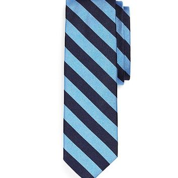 BB#4 Repp Slim Tie - Brooks Brothers