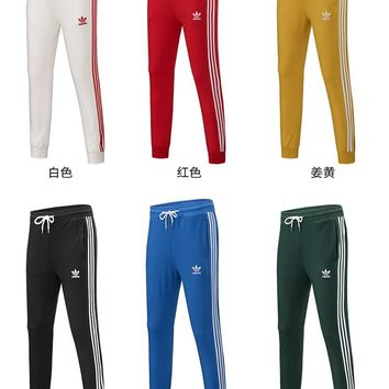 Adidas Originals 3 Stripes Women Casual Sport Pants