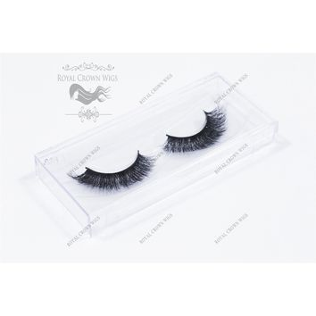 The Princess 3D Mink Strip Lash Sets (10)