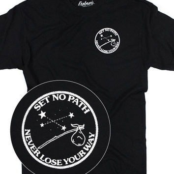 Set No Path T-Shirt