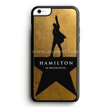 Hamilton Broadway Musical X3762 iPhone 6 Case  | Aneend.com