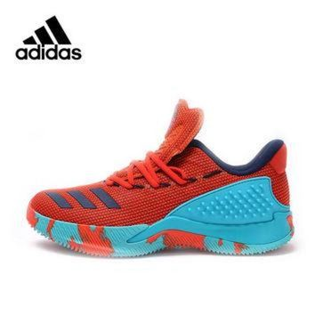 DCCKXI2 Official New Arrival Adidas BALL LOW Men's Basketball Shoes