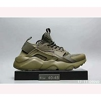 Nike Wallace running sports shoes F-HAOXIE-ADXJ   Army Green