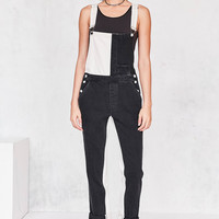 GUESS 1981 Colorblock Dungaree Overall | Urban Outfitters