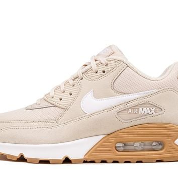 AIR MAX 90 (WMNS) - OATMEAL / WHITE