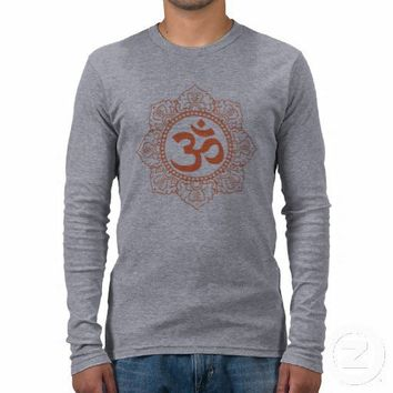 OM - AUM - OHM HINDU BUDDHIST SYMBOL SHIRTS from Zazzle.com