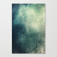 Mystical Roots Canvas Print by All Is One