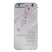 Psalms: Sing unto the Lord a new Song Barely There iPhone 6 Case