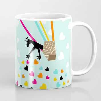 Keep spreading the love Mug by That's So Unicorny