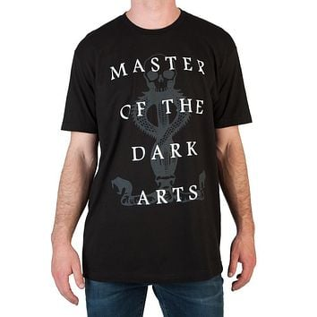 MPTS Harry Potter Master of the Dark Arts Dark Mark Men's Black T-Shirt