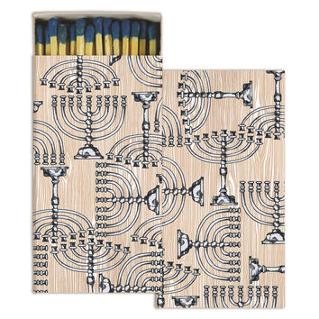 Menorahs Matches