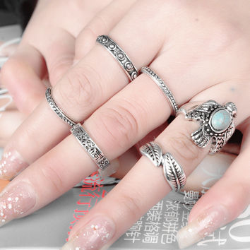New Fashion Jewelry Designer Inspired Finger Ring Best Gift = 4672856452