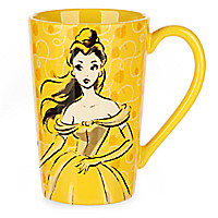 Belle Fashion Sketch Mug