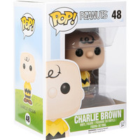 Funko Peanuts Pop! Charlie Brown Vinyl Figure