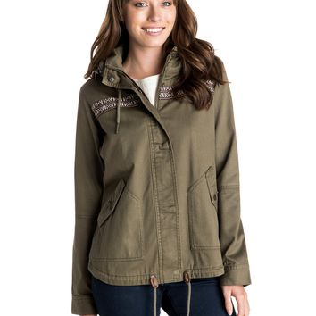 Wintercloud Military Jacket ERJJK03095 - Roxy