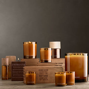 Italian Leather Scent Collection