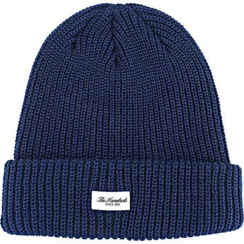 The Hundreds Crisp 2 Beanie - Navy