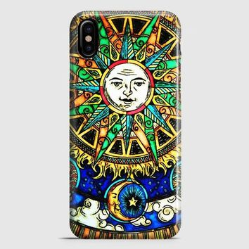 The Moon And Sun Lana Del Rey iPhone X Case