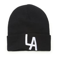 LA Hearts LA Beanie at PacSun.com