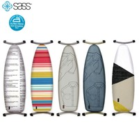 Sass Felt Backed Ironing Board Cover 52 x 144 cm