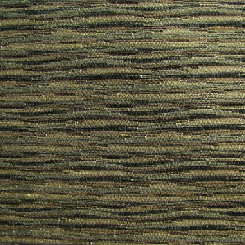 """Silk Weave Upholstery Fabric Black Brown Gold 46"""" Wide Remnant of 3/4 of a yard"""