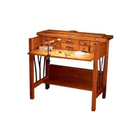 Willow Run Fly-Tying Desk