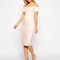 ASOS Bardot Bandage Bodycon Dress