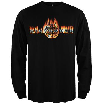Disturbed - Elemental Long Sleeve - X-Large
