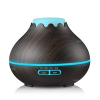 Air Humidifier Essential Oil Diffuser, Aroma Lamp,Aroma Diffuser Mist