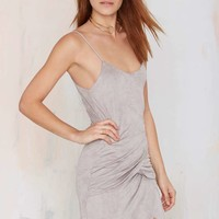 Sissley Layered Crossover Dress