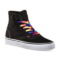 Rainbow Lace Authentic Hi